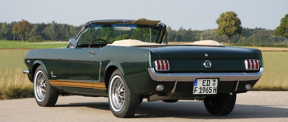 mietoldtimer mehr ford mustang 289 convertible. Black Bedroom Furniture Sets. Home Design Ideas