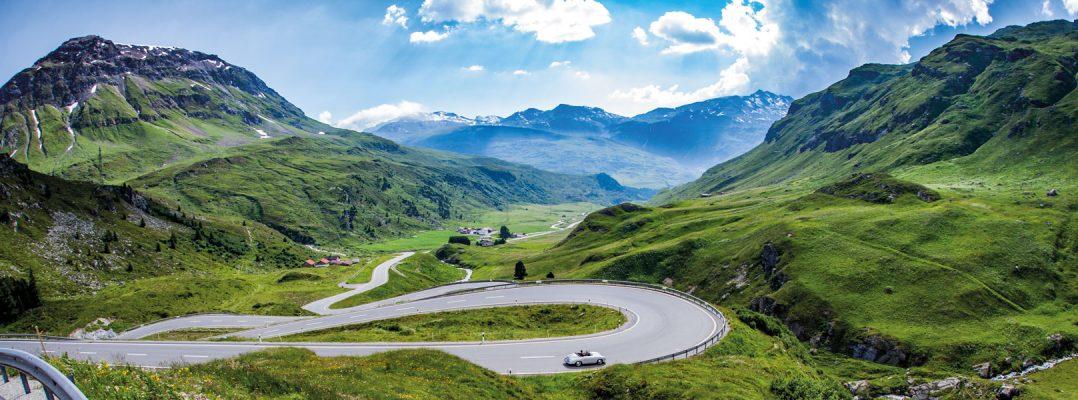 Alpenrundfahrt
